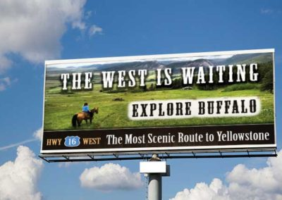 Buffalo Chamber of Commerce | Billboard Design