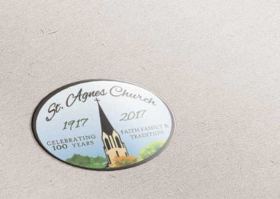St. Agnes Church | Logo Design