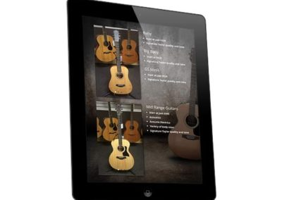 Crossroads Music | Website Design