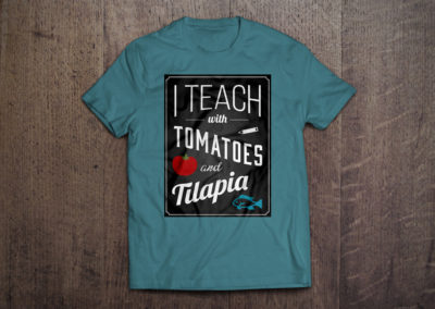 Perpetual Food Company – T Shirt Design